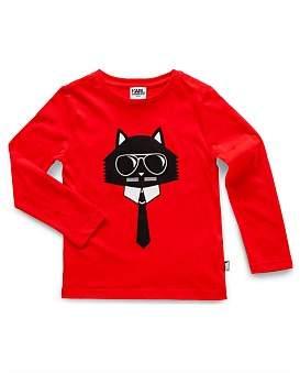 Karl Lagerfeld T-Shirt (6-10 Years)