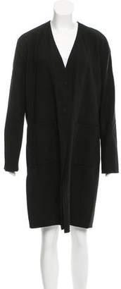 Calvin Klein Collection Oversize Wool Jacket