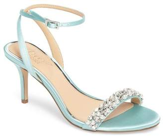 Badgley Mischka Jewel Jewel by Theodora Ankle Strap Sandal (Women)
