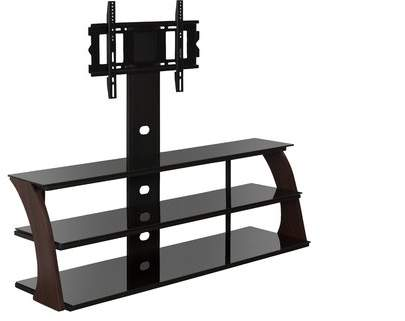 Sandberg Furniture Abigail TV Stand with Mount