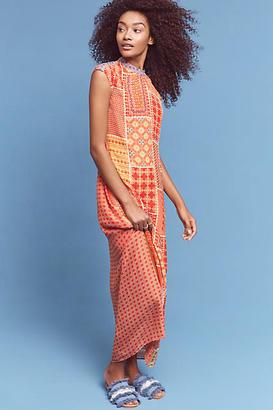 Tanvi Kedia Patchworked Sol Dress $198 thestylecure.com