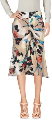 Marni Knee length skirts - Item 35366419KB