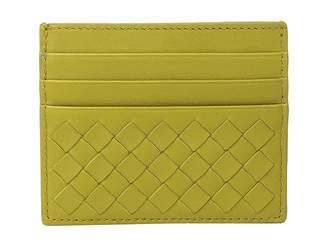 Bottega Veneta Intrecciato Card Case