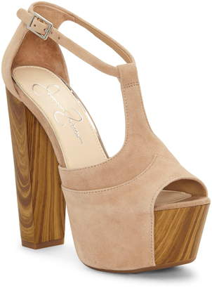 65db1f4345d Jessica Simpson Beige Women s Shoes - ShopStyle