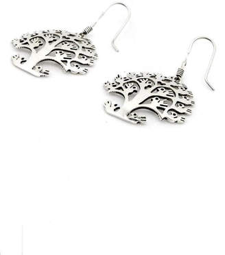 Linda de Taxco Bird Tree Earrings