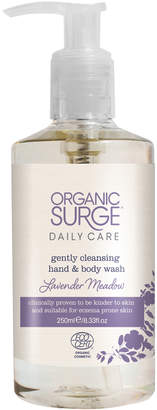 Organic Surge Lavender Meadow Hand and Body Wash (250ml)