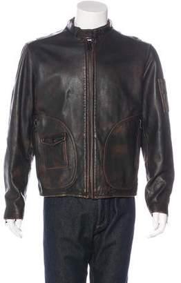 Levi's Japanese Leather Jacket