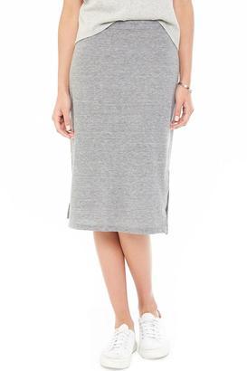 Alternative Apparel Triple Dare Skirt $38 thestylecure.com
