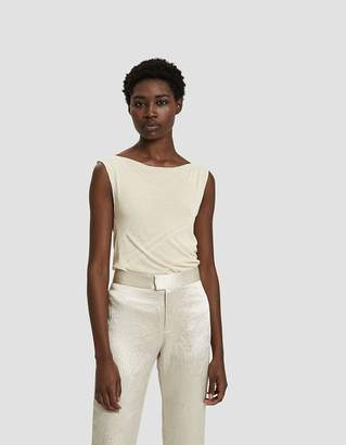 Lemaire Twisted Tank Top
