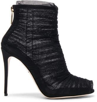 Dolce & Gabbana Mesh Booties