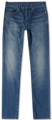 Saint Laurent Low Rise Skinny Jean