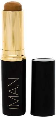 Iman Cosmetics Second to None Stick Foundation, Medium Skin