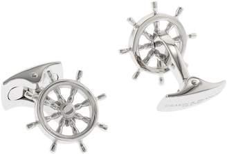 Deakin & Francis Ships Wheel Cufflinks