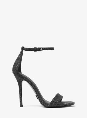 Michael Kors Jacqueline Metallic Sandal