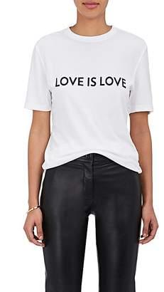 """Prabal Gurung Women's """"Love Is Love"""" T-Shirt"""