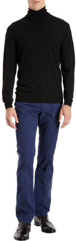 Zanone Fine Knit Turtleneck