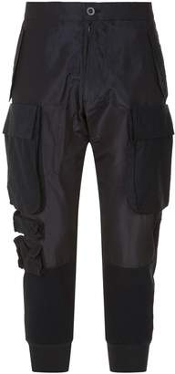 Unravel Hybrid Cargo Trousers