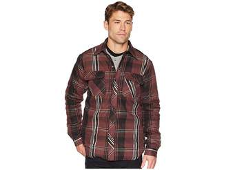 Dickies Modern Fit X-Series Snap Front Shirt Jacket