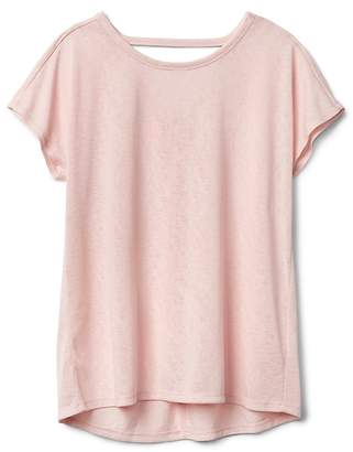 Athleta Sweet Pleats Tee
