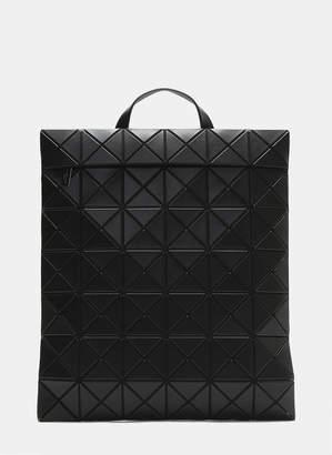 Bao Bao Issey Miyake Flat Pack Matte Backpack in Black