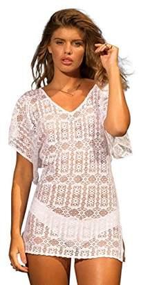 Ani Women's Diamond Tunic,Size
