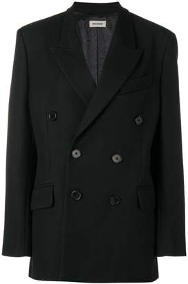 Zadig & Voltaire Zadig&Voltaire Fashion Show oversize double-breasted coat
