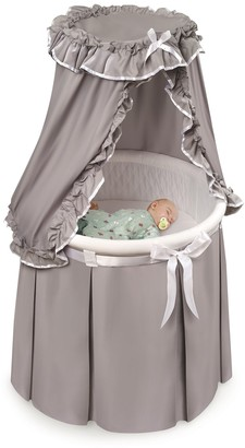 Badger Basket Round Bassinet