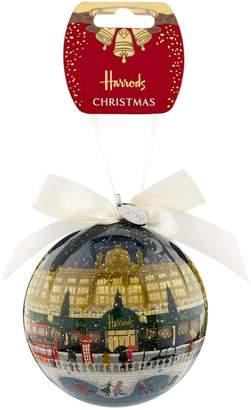 Harrods Christmas In London Bauble