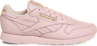 Reebok Classic leather trainers $69 thestylecure.com