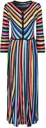Mary Katrantzou Maya Knit Dress