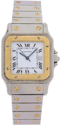 Cartier Santos Galbee 29mm Watch - Vintage