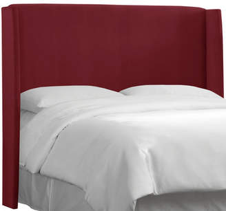 Skyline Furniture Wingback Upholstered Headboard