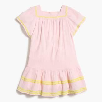 J.Crew Girls' peasant dress