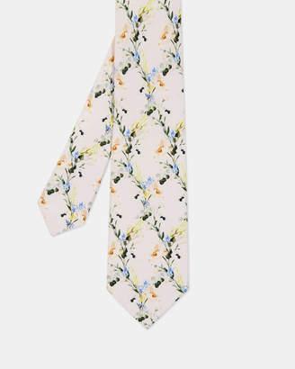 Ted Baker HYATIE Floral print silk tie