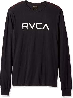 RVCA Young Men's Big Long Sleeve Tee Shirt