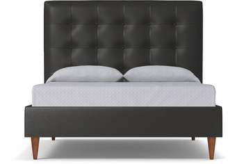 Apt2B Palmer Drive Upholstered Bed VEGAN LEATHER