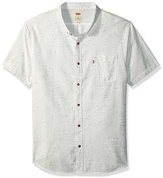 Levi's Men's Seoul Short Sleeve Woven Shirt