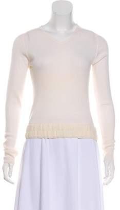Fendi Virgin Wool-Blend Sweater