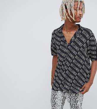 Reclaimed Vintage inspired branded shirt