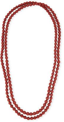 Adina Masai Shantung Viscose Necklace