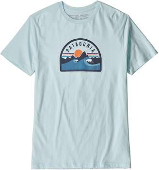 Patagonia Men's Boardie Badge Organic Cotton T-Shirt