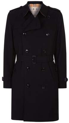 Burberry Kensington Mid-Length Heritage Trench Coat