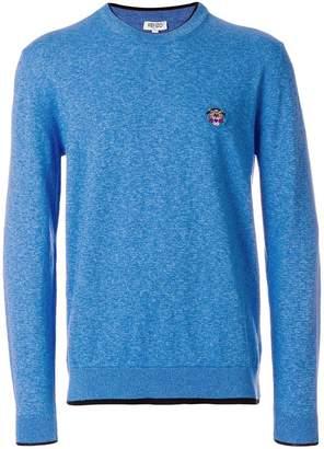 Kenzo Tiger logo sweater