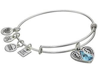 Alex and Ani Charity By Design - Living Water II Bangle