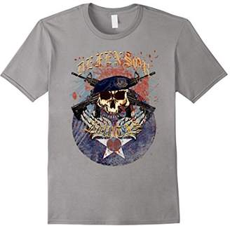 Abercrombie & Fitch USAF Security Forces - Defensor Fortis Roundel Tshirt