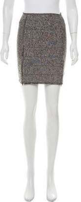 Surface to Air Patterned Mini Skirt w/ Tags