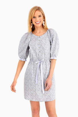 Rebecca Taylor La Vie by Meadow Floral Poplin Dress