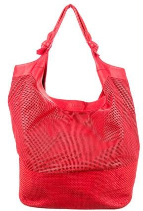 Jil Sander Jil Sander Laser Cut Leather Hobo