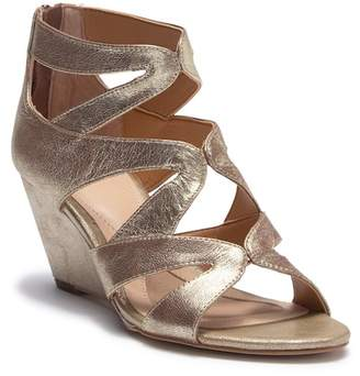 Isola Filshia Leather Wedge Sandal