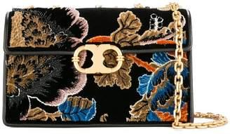 Tory Burch Gemini link snake medium chain shoulder bag
